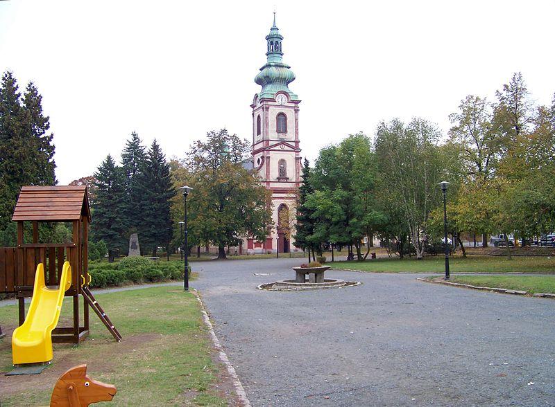 Kostel...